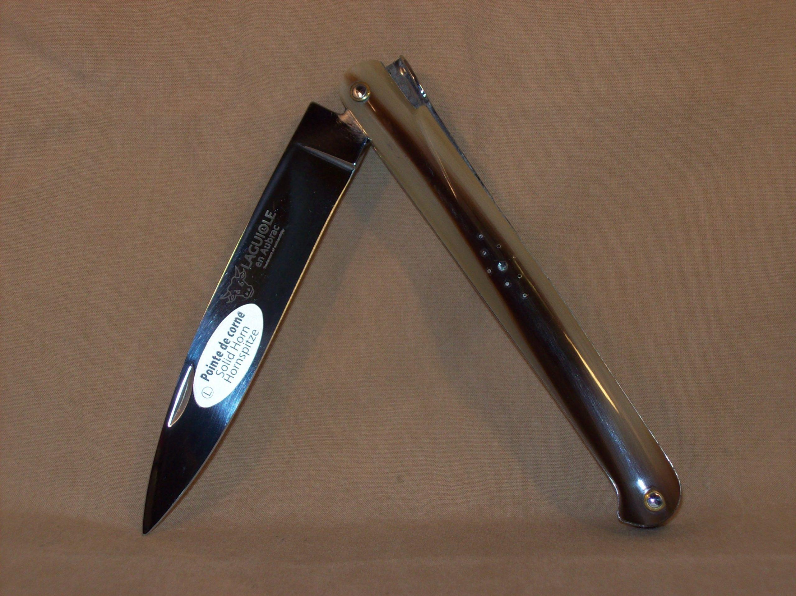 Navaja Laguiole en Aubrac 11,5cm Cebú