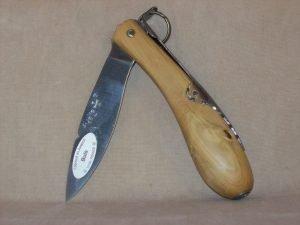 Navaja Laguiole en Aubrac Fidelis 11cm Boj