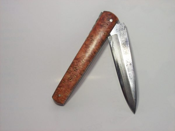 Navaja Exposito 10,5 cm Arce Rojo