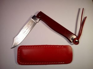 Navaja Douk-Douk 8,5cm Acero roja