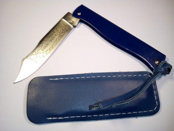 Navaja Douk-Douk 8,5cm Acero Azul