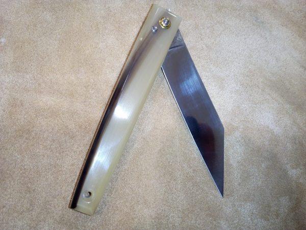 Navaja Cognet 11,5 cm Asta de Cebú