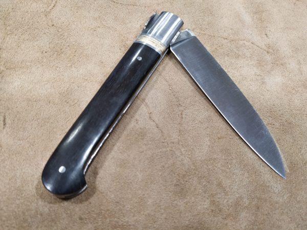 Navaja Sauveterre 11 cm Madera de Ébano y Boj
